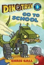 Passport to Reading Level 1: Dinotrux Go to School by Chris Gall (2014,...
