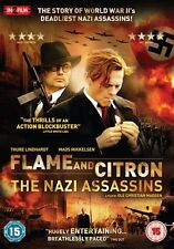 Flame And Citron DVD Ole Christian Madsen Flemming Enevold Claus Riis Ostergaard