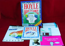 PC DOS: Hoyle Book of Games Vol. 1-Sierra On-line 1989