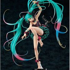 Anime Character Vocal Series 01: Hatsune Miku Mebae Ver. 1/7 PVC Figure No Box