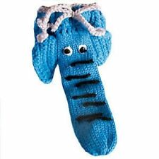 KNITTED ANIMAL ELEPHANT NOVELTY WILLY WARMER NAUGHTY FUNNY RUDE GIFT