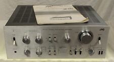 JVC JA-S71 Integrated Amplifier + Manual - 240V - Vintage