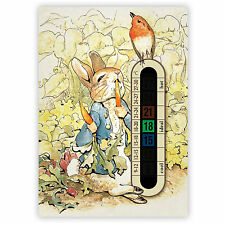 A6 Nursery, Baby and Childrens Peter Rabbit Room Thermometers