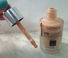 CATRICE Liquid Coverage Foundation 24h/ Mattifying Second Skin 020 Rose Beige