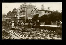 Sussex EASTBOURNE Carpet Gardens used 1911 RP PPC