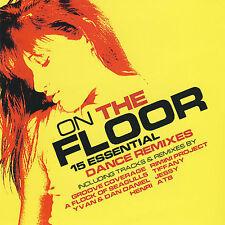 ON THE FLOOR [WATER DANCE 2007] (NEW CD)