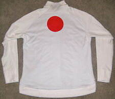 NEW NIKE N12 COUNTRY JAPAN Men's Track Jacket $150 M MD 466404 STAY WARM DRI FIT