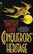 Conquerors' Heritage (The Conquerors Saga, Book Two) Zahn, Timothy Paperback