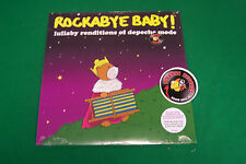 Rockabye Baby! Lullaby Renditions Depeche Mode Childrens PURPLE LP NEW RSD 2016