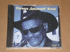 """CLARENCE """"GATEMOUTH"""" BROWN - LIVE - CD COME NUOVO (MINT)"""