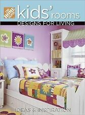 Kids' Rooms Designs for Living, The Home Depot, Good Book
