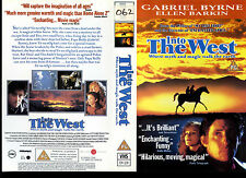 Into The West - Gabriel Byrne - Video Sleeve/Cover #17160