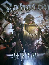 SABATON - THE LAST STAND  - POSTER - 45 cm x 58 cm HEAVY METAL TOP