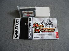 Duel Masters: Sempai Legends Limited Edition GBA Game & Books