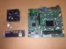 Dell Optiplex 390 Desktop Motherboard 0M5DCD/M5DCD with I/O Plate/CPU FAN