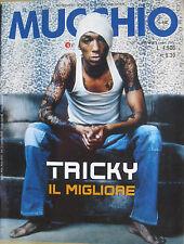 MUCCHIO 448 2001 Tricky Matthew Jay Bright Eyes Starsailor Paola Cortellesi Coe