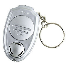 ST Ultrasonic Mosquito Repeller Anti Pest Bug Repellent Insect Keychain Control