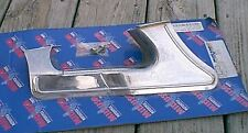Chrome Lower Belt Guard fits Harley Davidson FXR FLT FLHT FLHS 1985-1992