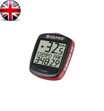 SIGMA Baseline BC 1200 WL Wireless Bike Bicycle Speedometer Distance Cycling New