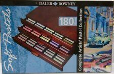 Daler rowney artiste complet's soft pastel collection 180 pastels