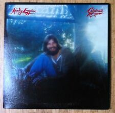 KENNY LOGGINS Celebrate Me Home LP OIS