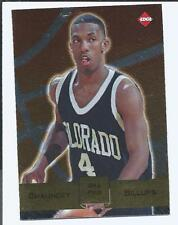 1997 COLECTOR'S EDGE Gold  CHAUNCEY BILLUPS  RC
