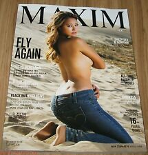 MAXIM SOYOUNG JUNJIN SHINHWA KOREA ISSUE MAGAZINE 2015 OCT OCTOBER NEW