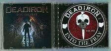 DEAD IRON - ´´INTO THE FRAY´´ - US POWER METAL CD 2015 AUBURN RECORDS