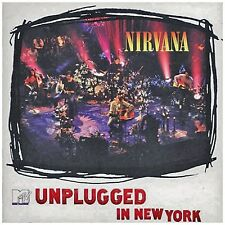 MTV Unplugged in New York Live by Nirvana  Format: Audio CD NEW