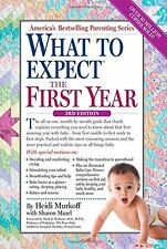 What to Expect the First Year 3 edition by Heidi Murkoff [Paperback] BRAND NEW