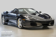 2008 Ferrari 430 Spider Convertible 2-Door