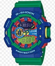 New Casio G-Shock Rotary Switch Multicolored Classic Men's Watch GA400-2A