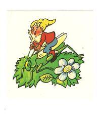 Abziehbild Schiebebild ZWERG Reiter Motiv 88 968 - DDR Saalfeld