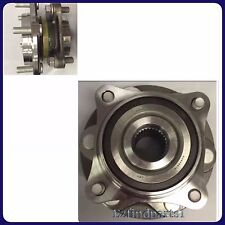1 KOYO BEARING FRONT WHEEL HUB ASSEMBLY FOR TOYOTA TACOMA 4WD ONLY (2005-2014)