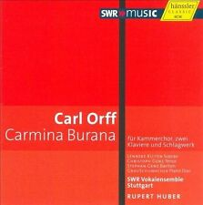 Carmina Burana, New Music