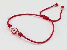 pulsera roja para proteccion del mal de ojo