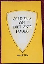Counsels on Diet and Foods Ellen G White 1946 Review & Herald Adventist PB Book