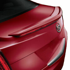 CADILLAC ATS FLUSH MOUNT FACTORY STYLE UNPAINTED REAR WING SPOILER 2013-2017