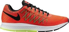 NIKE AIR ZOOM PEGASUS 32 running baskets chaussures gym-uk 8 (eur 42.5) crimson