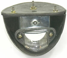 LIGHT LICENSE PLATE HOUSING LIGHT FITS VOLKSWAGEN TYPE1 BUG 1958-1963