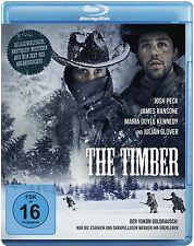 JAMES/PECK,JOSH/KENNEDY,DOYLE/+ RANSONE - THE TIMBER  BLU-RAY NEU