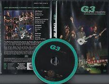 G3 - Live in Tokyo, Epic Music Video 2005, Joe Satriani - Steve Vai - Petrucci