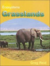 NEW - Grasslands (Ecosys) (Ecosystems (Chelsea House)) by Reid, Greg