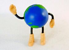 "Stress Relief Ball ~ ""Planet Man"", Squeeze Ball w/Adjustable Arms & Legs #PL336"
