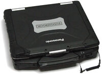 Custom Build your Panasonic Toughbook CF-30 Rugged Laptop Military Touchscreen