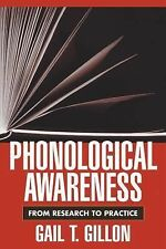 Phonological Awareness: From Research to Practice (Challenges in Language...