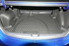 KIA CERATO FORTE KOUP 2009- Fully Tailored Rubber Trunk Carmat Liner Boot Mat