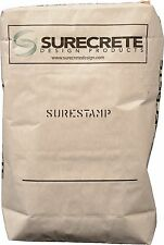 SURESTAMP. STAMP CONCRETE OVERLAY. 3D FLOOR BAG MIX.  Interior and Exterior.