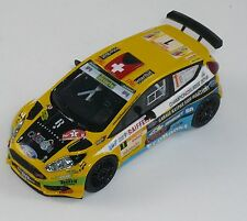 FORD FIESTA R5 CARRON RALLY DU VALAIS  2016 DECALS 1/43