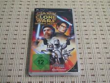 Star wars the clone wars republic Heroes pour sony psp * OVP *